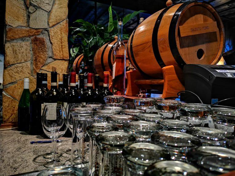 Wein trinken in Heilbronn